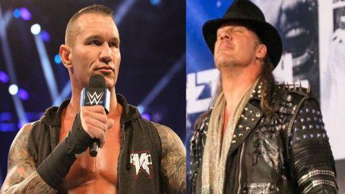 Randy Orton Leaks 'Historic' Chris Jericho News