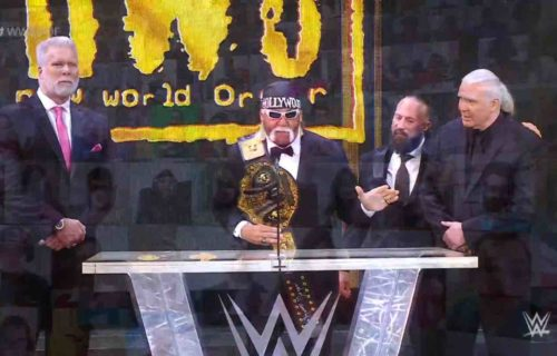 Hulk Hogan To Get Title Match At WrestleMania?