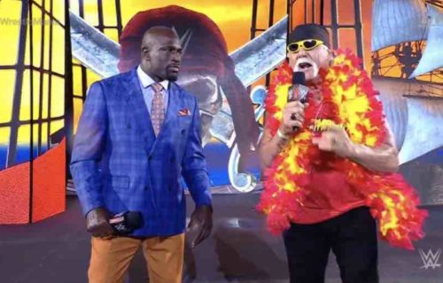 Hulk Hogan 'Booed' At WrestleMania For Racism