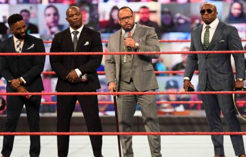 Cedric Alexander Reacts To Hurt Business 'Replacements'