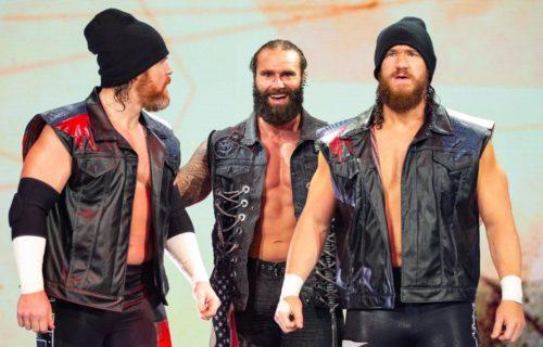 Jaxson Ryker Breaks Silence On WWE Firing Rumor