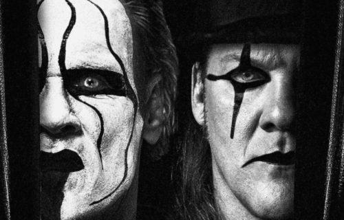 Chris Jericho 'Turns Down' Sting Backstage?