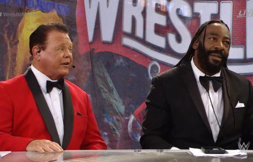 Jerry Lawler Makes 'Offensive' WrestleMania Joke