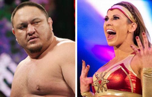 Samoa Joe & Mickie James Sign With Top Promotion?