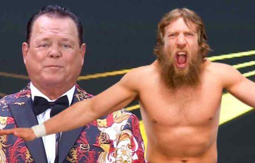 Jerry Lawler 'Buries' Daniel Bryan At WWE Hall of Fame