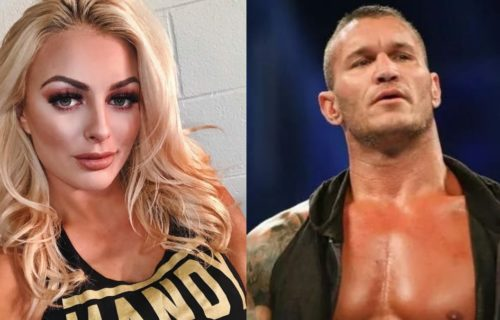 Mandy Rose Leaks 'Bad' Randy Orton Message