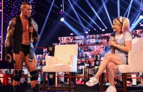 Randy Orton 'Disrespects' Alexa Bliss Backstage