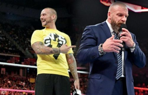 Triple H 'Angers' CM Punk Before WrestleMania