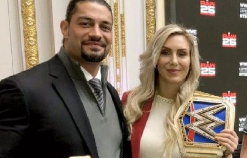 WWE Diva Drops Roman Reigns & Charlotte Bombshell