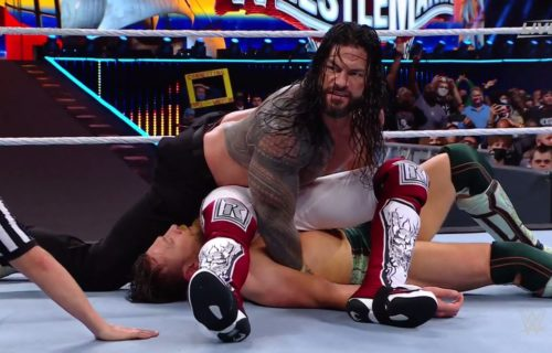 Roman Reigns Buries Edge In 'Angry Rant' Backstage