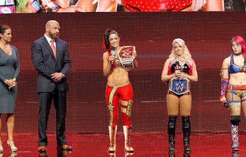 Stephanie McMahon 'Disrespects' Asuka Backstage
