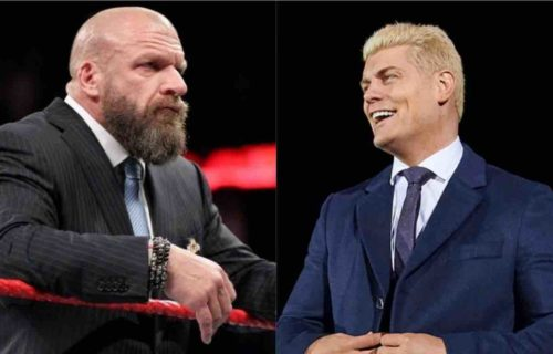 Triple H Caught 'Lying' About AEW Dynamite