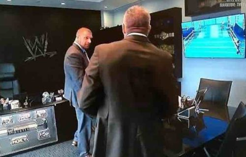 Triple H 'Blocked' WWE NXT Departure