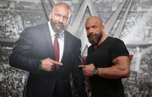 AEW Star 'Breaks Character' After Bad Triple H News