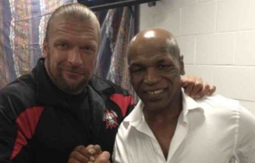 Triple H Makes Bold Mike Tyson Statement
