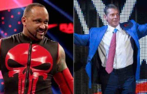 Vince McMahon 'Punishes' MVP Backstage
