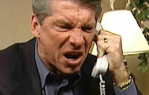 Vince McMahon To Fire WWE Stars 'For Weeks'