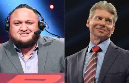Vince McMahon 'Regrets' Samoa Joe Release?