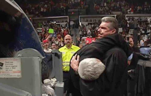 WWE Raw Star 'Defends' Trash Bag Firings