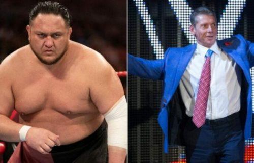 Vince McMahon Drops Samoa Joe AEW Bombshell