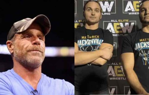 Young Bucks 'Rip Off' Shawn Michaels On AEW?