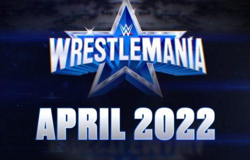 WrestleMania 38 'Major Change' Leaks?