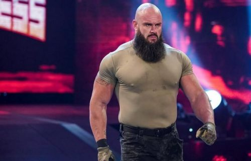 Braun Strowman Spotted With WWE Diva In Photo