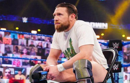 Daniel Bryan New Wrestling Company Leaks?