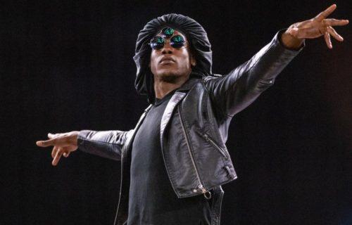 Velveteen Dream 'Angers' Surprising WWE Name