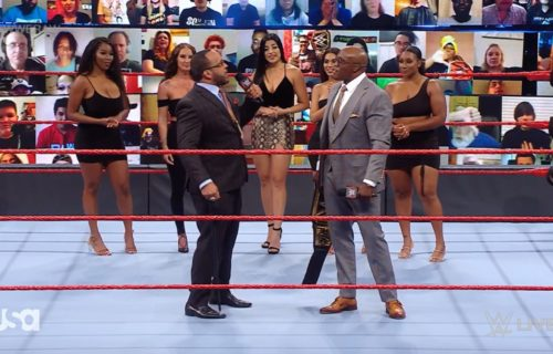 WWE Hiring Bobby Lashley Girlfriend?