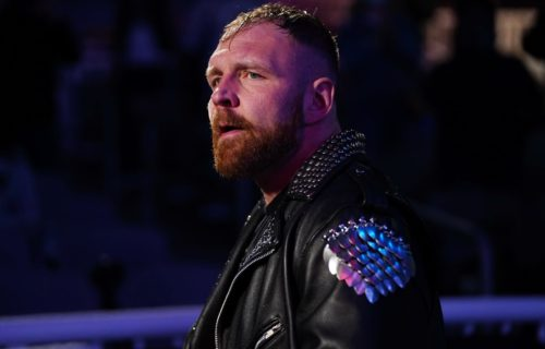 WWE Legend Calls Jon Moxley 'Future Drug Addict'
