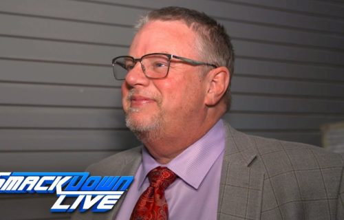 Bruce Prichard 'Replaced' At WWE Smackdown