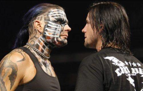 CM Punk Makes 'Disturbing' Jeff Hardy Claim