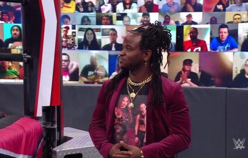 WWE Diva 'Didn't Want' Reginald?