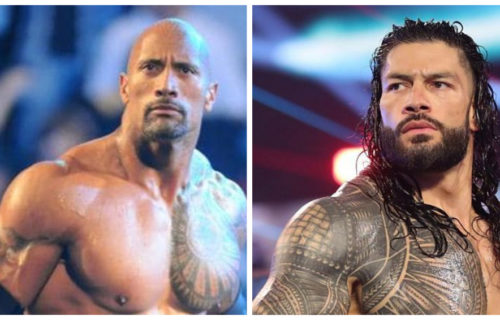 The Rock vs. Roman Reigns Moves To Huge Show