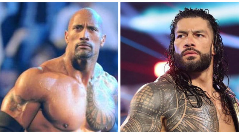 Roman Reigns Recalls Meeting The Rock For The First Time