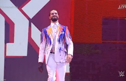 Seth Rollins Major Smackdown Spoiler Leaks?