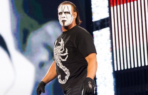 Sting WWE Return Appearance Leaks?