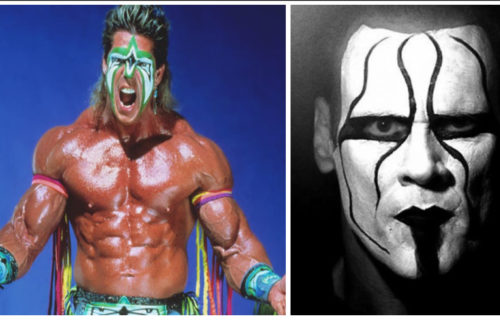 Sting Leaks Ultimate Warrior 'Angry Rant'