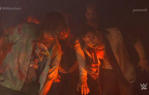 WrestleMania Backlash Zombies Real Names Leak
