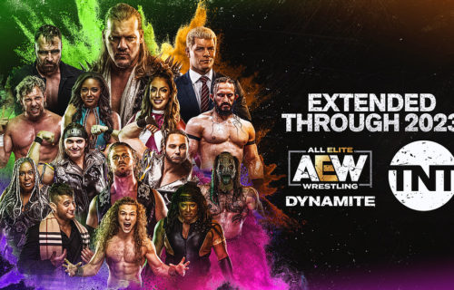 AEW Star Caught Making 'Racist' Comments