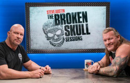 Chris Jericho 'Rips Off' Steve Austin On AEW