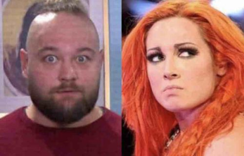 Becky Lynch 'Dating' Bray Wyatt Promo Leaks
