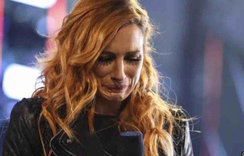 Becky Lynch 'Goes After' Creepy Fan In Video