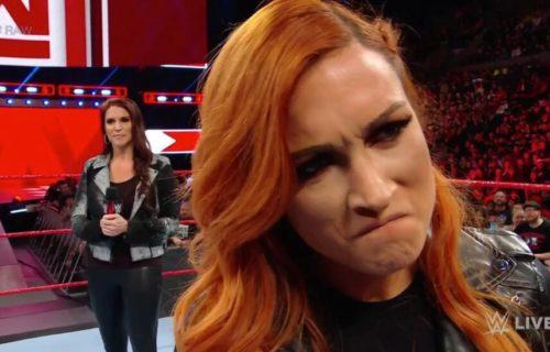 Becky Lynch Posts 'Sad' Stephanie McMahon Tweet