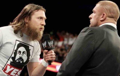 Triple H Leaks Daniel Bryan WWE Bombshell