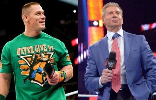 Vince McMahon Plan To Fire John Cena Leaks