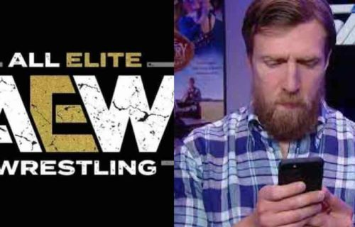 Daniel Bryan 'Can't Sign' With AEW?