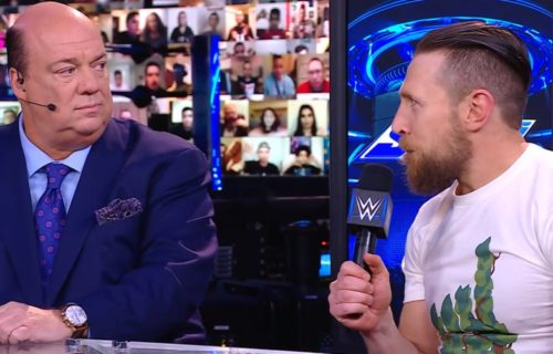 Paul Heyman Leaks 'Bad' Daniel Bryan News