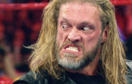 Edge 'Contacts' Fired Smackdown Star